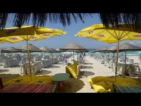 Çeşme: Beautiful Turkish sea-side resort town