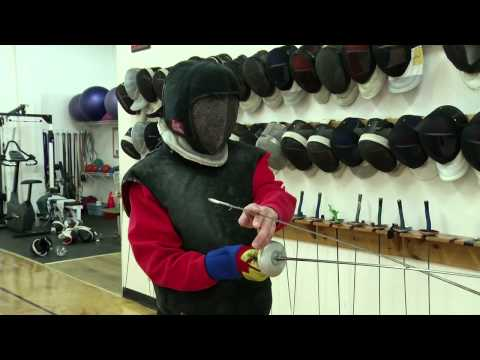 Learning The Basics Of Fencing