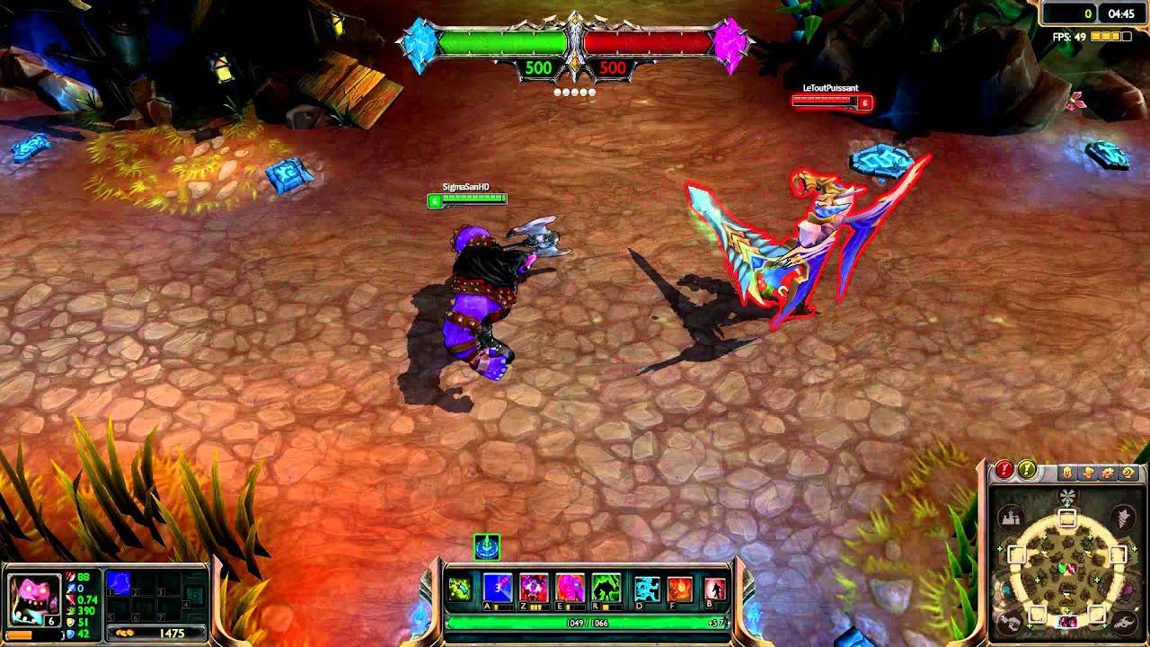 Executioner Mundo Skin Spotlight - League of Legends ...  Executioner