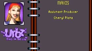 The Urbz - Sims in the City - 2014 VGM Competition - Urbz, The - Sims in the City (GBA) - Credits - User video