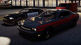 Forza Horizon 2 | FHPD Cops VS Hoons | Feat. ThatRacingGameGuy