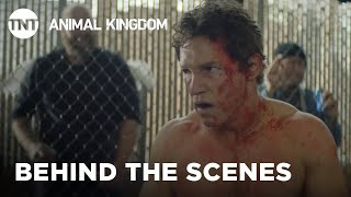 Animal Kingdom: The Power of Smurf [BEHIND THE SCENES] | TNT