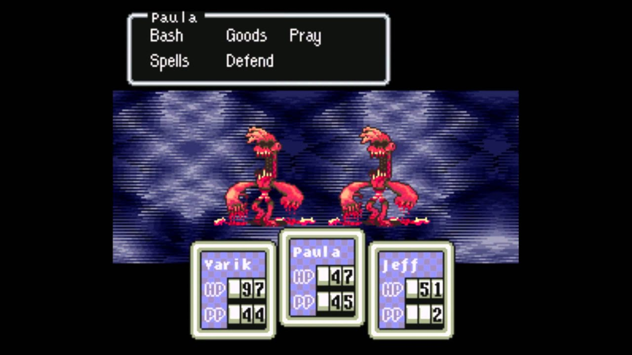 Earthbound Halloween Hack (By Toby Fox) - Part 8
