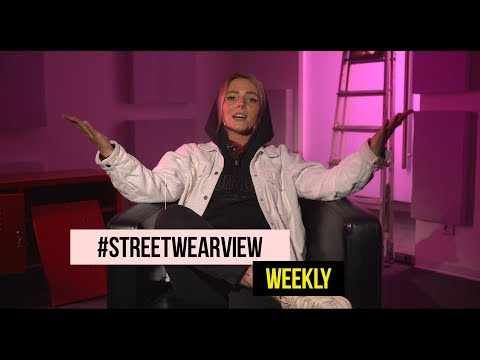 WEEKLY / Eженедельный фешн/ Обзор лучших Streetwear дропов /Оргазм  Kanye West