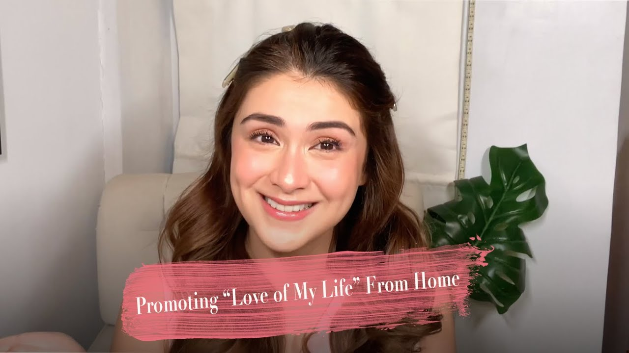 """Promoting """"Love Of My Life"""" From Home"""