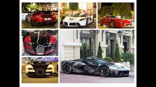 Supercars in Monaco Summer 2018 DAY 8