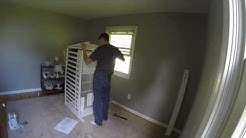 Building our Ikea Sundvik Crib