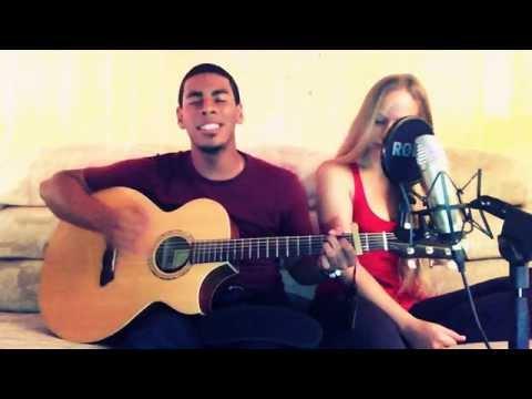Drunk In Love (Acoustic Beyonce & Jay-Z Duet Cover) by Orlando Masso & Jody Samascott - 동영상