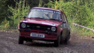 Colin McRae Forest Stages Rally 2009