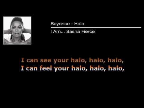 Beyonce  Halo InstrumentalKaraoke