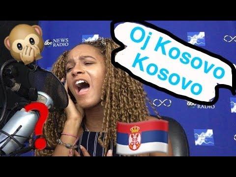 American Singing Oj Kosovo Kosovo - Lindsay Jay!?!?