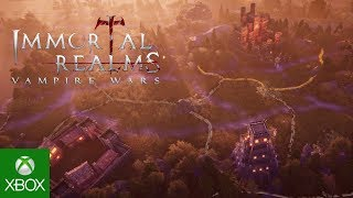 Immortal Realms: Vampire Wars Game Preview Trailer