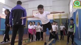 Презентационный фильм - Учитель физической культуры (2018)
