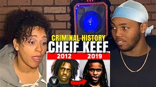 Mom reacts to The Criminal History of Chief Keef