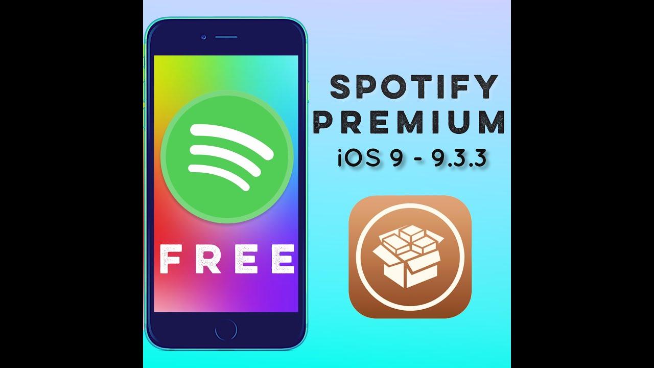Get Spotify Premium Free iOS 9 - 9 3 3