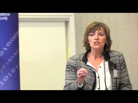 Professor Marleen Easton, CEPS Human Rights and Policing Conference 2013