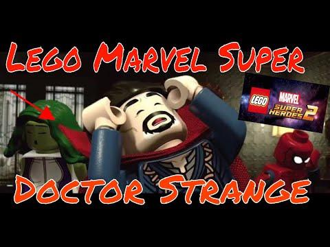 Lego Marvel Super Heros 2 Doctor Strange