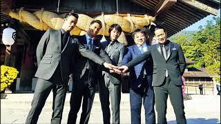 EXILEのリーダーHIROさんが、出雲大社で初プロデュース映画「...