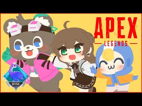 【APEX】VISCt 本番!楽しんでいこ~【ホロライブ/夏色まつり】