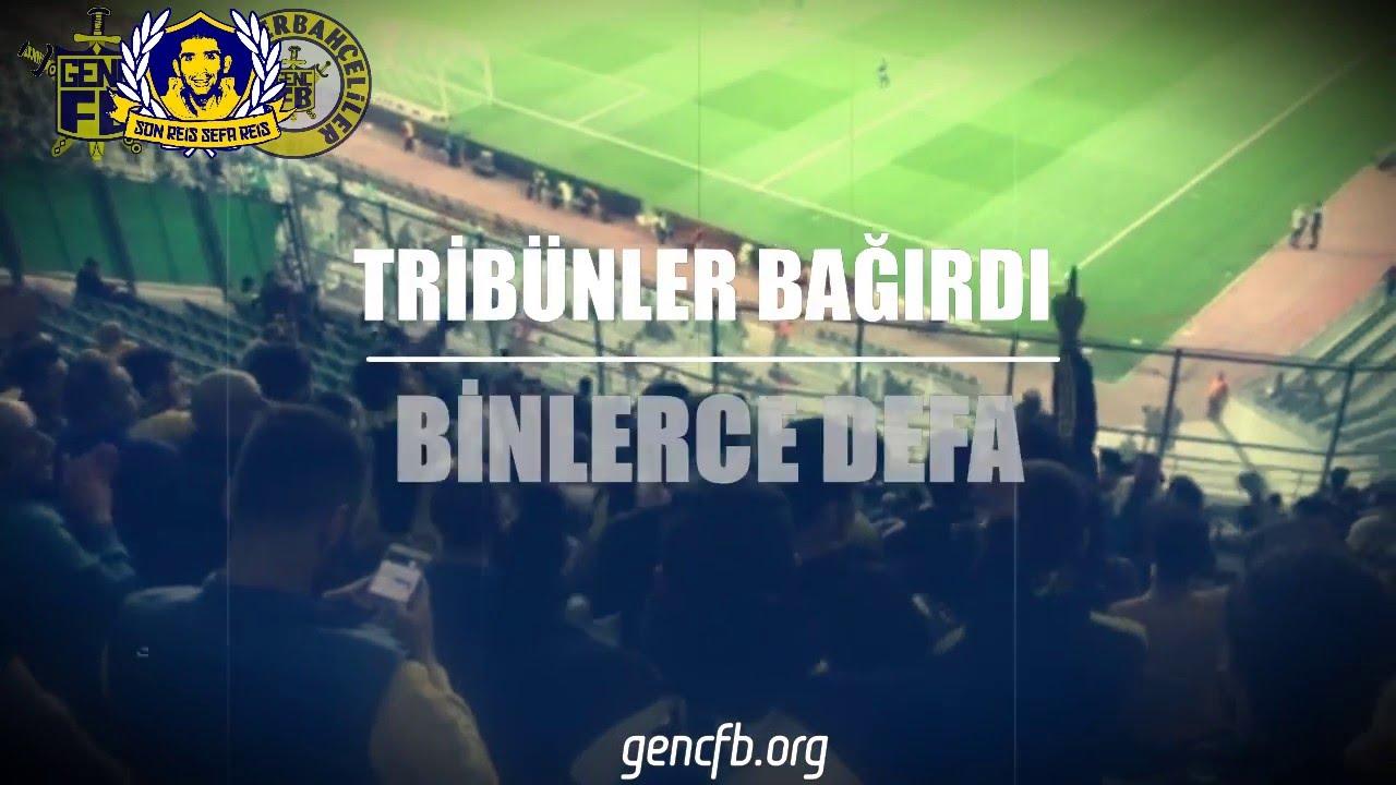 Tribünün Abisi Her Zaman SEFA REİS!   GFBTV - gencfb.org