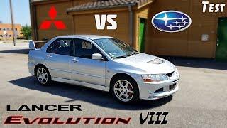 Mitsubishi Ou Subaru ❓ J'Ai Fait Mon Choix ❗