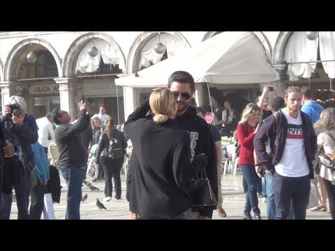 Scott Disick og Sofia Richie reiste på kjærlighetsferie til Venezia