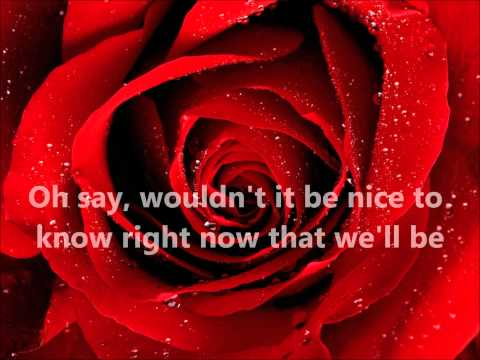 Oh, It Is Love (original) ~ Hellogoodbye LYRICS HD