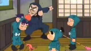 Ninja Boy - Hemu-Hemu Jadi Lanun