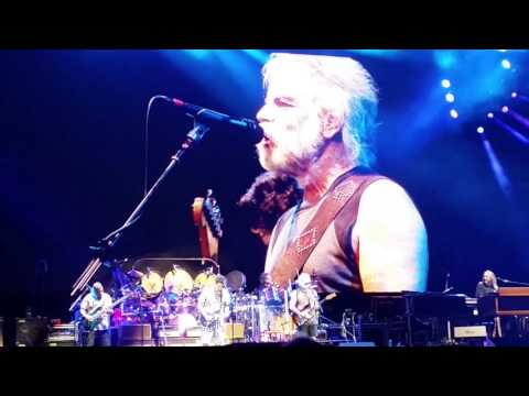 """Dead and Company, """"Saint Stephen."""" Fenway Park, July 15 2016"""