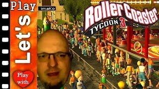 rct 3 eigenes szenario de   hd   facecam roller coaster tycoon 3 1