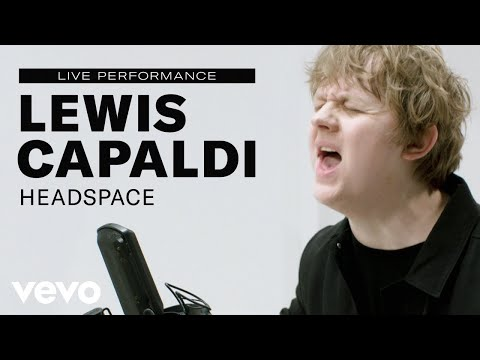"Download Lagu  Lewis Capaldi - ""Headspace"" Live Performance 