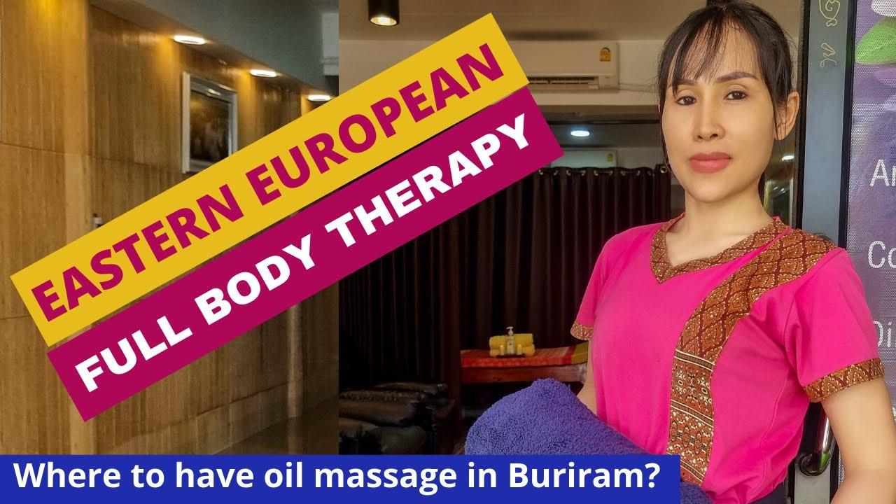 Best Thai Body Massage in Surin, Thailand    Buriram