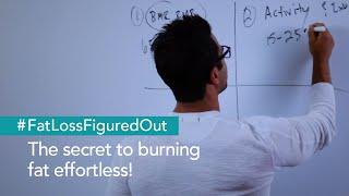 Video The secret to burning fat effortlessly! download MP3, 3GP, MP4, WEBM, AVI, FLV September 2017