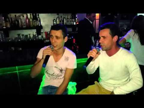 Juanjo  y Vicente López karaoke