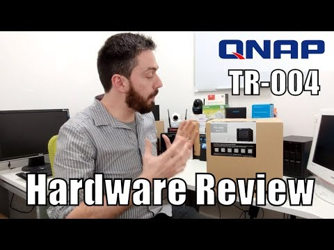 QNAP TR 004 NAS Expansion Hardware Review