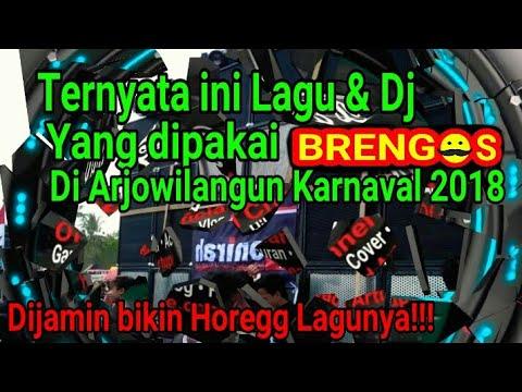 Lagu & DJ yang dipakai Brengos di Arjowilangun ~ Karnaval Arjowilangun 2018~Harinop Lodalem~Full DJ