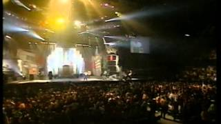 5ive-Slam dunk da funk (live Smash hits Awards 1997)