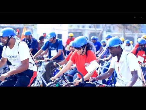 The Republic Ride 2013 100K - Hyderabad, India