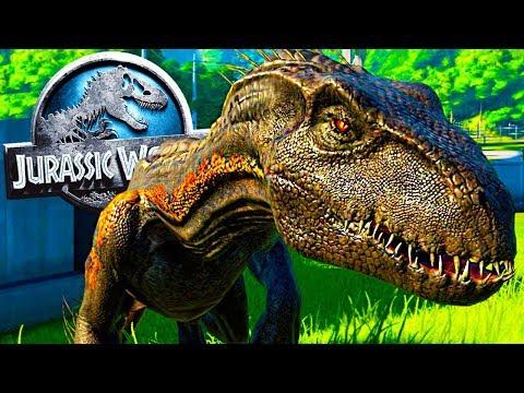 IL DINOSAURO SEGRETO PUÒ SCONFIGGERE IL CAMPIONE? - Jurassic World Evolution