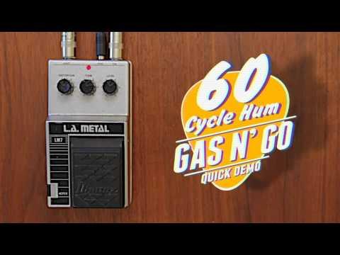GAS N' GO - Ibanez LM7 LA Metal