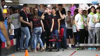 Чемпионат Новосибирска по офисным видам спорта