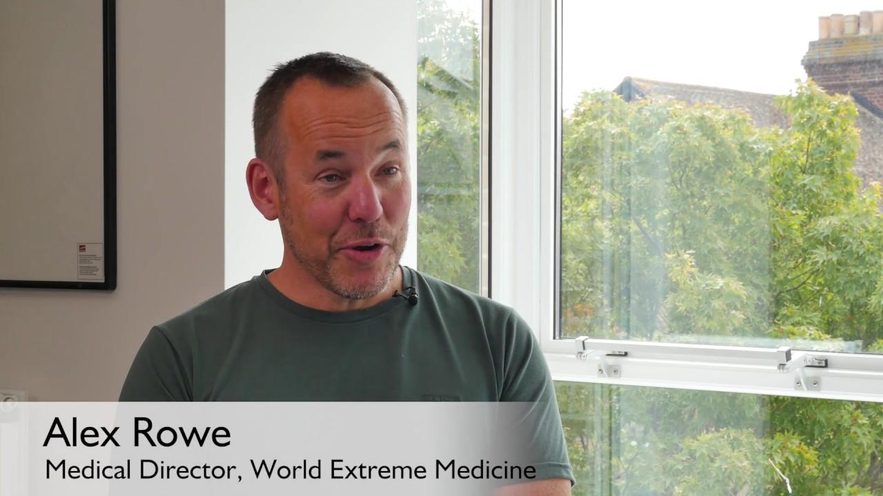 Extreme Medicine MSc | Postgraduate Taught Study