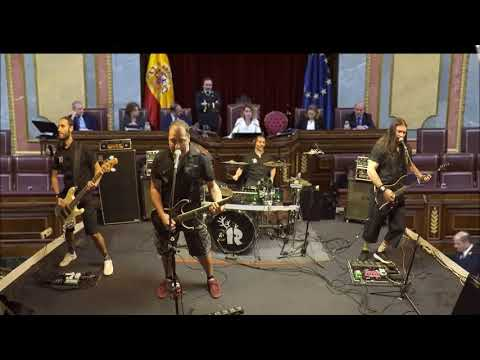ERR - Streaming For Vengeance - La Gente Es Imbécil (Live In Congreso)