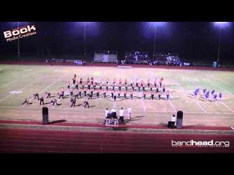 Beau Chene High School Band 10/08/11