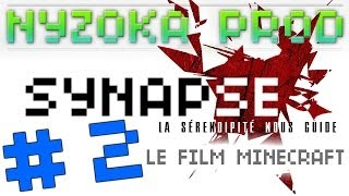 [Film - Minecraft] SYNAPSE - EPISODE 2 (Machinima Le Film Minecraft Movie HD)