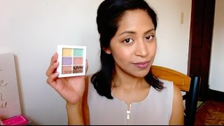 Demo NYX Color Correcting Concealer