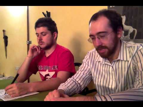 "Lezione 2 ""Europa e Eurasia"" - Parte 1"