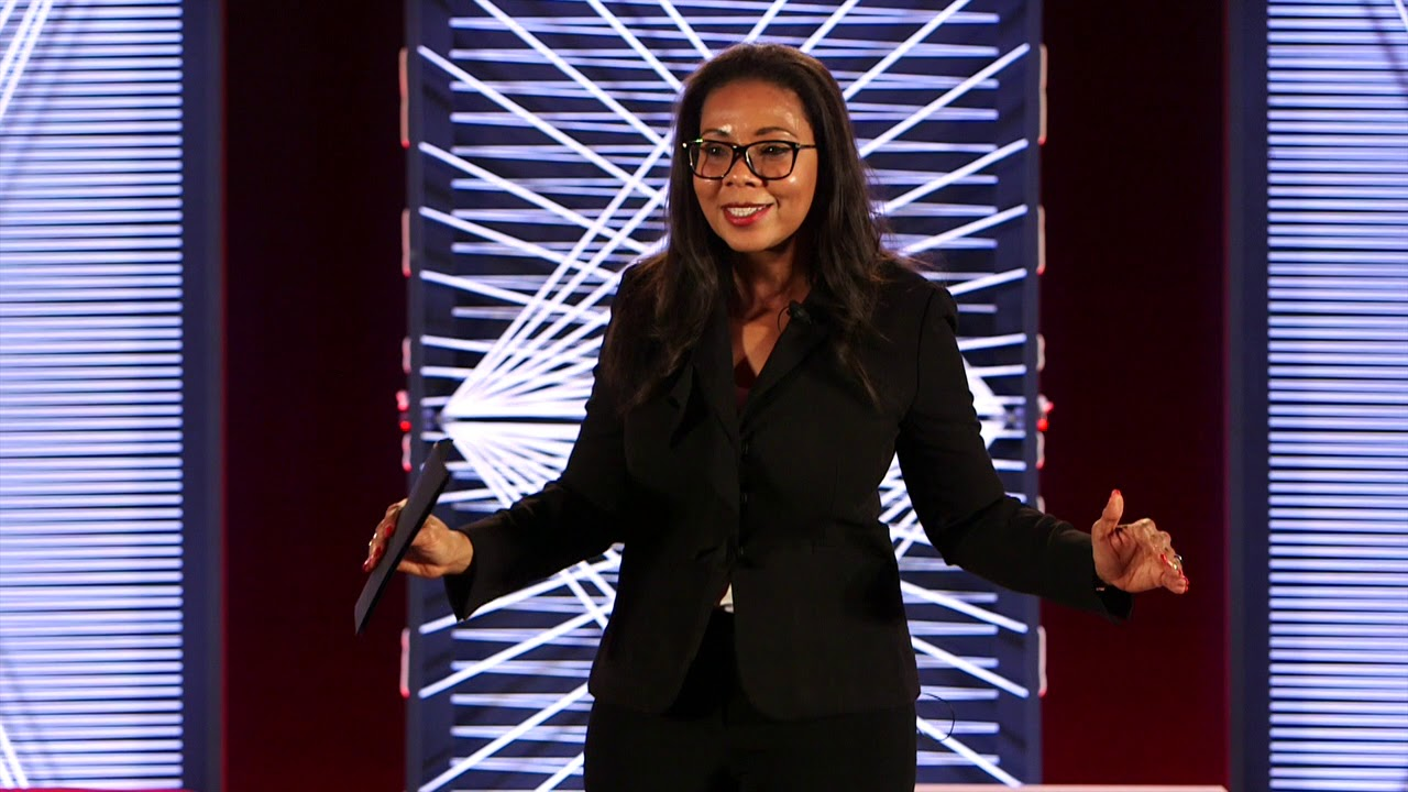 Using your tool kit to push ahead | Rebecca Enonchong Founder  of  @AppsTech