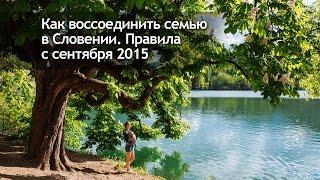 видео виза в словению
