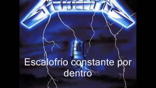 For whom the bell tolls(traducción al español)-Metallica